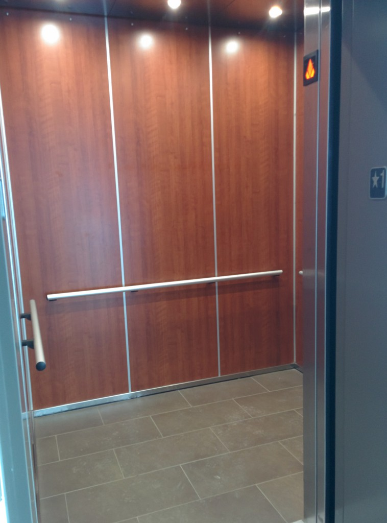 Accessible Elevator