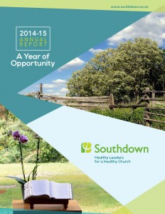 Southdown Annual Report 2014-15